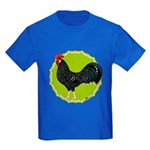 Ancona Rooster Kids Dark T-Shirt