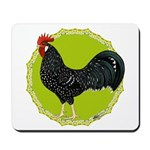 Ancona Rooster Mousepad