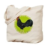 Ancona Rooster Tote Bag