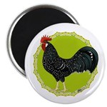 "Ancona Rooster 2.25"" Magnet (100 pack)"