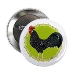 "Ancona Rooster 2.25"" Button"
