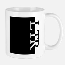 LTR Typography Mug