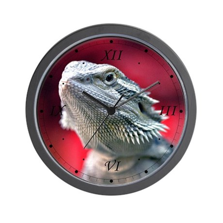 Dragon Head Wall Clock
