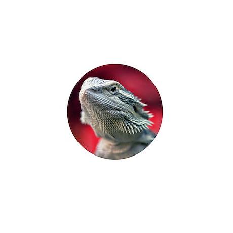 Dragon Head Mini Button