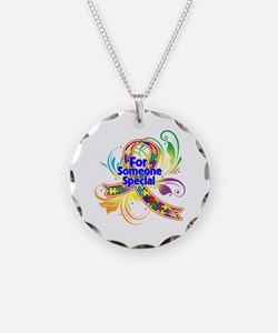 Autism For Someone Special Necklace