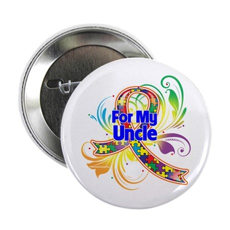 """Autism For Someone Special 2.25"""" Button (10 pack)"""