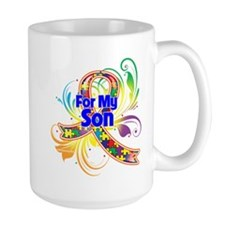 Autism For My Son Mug