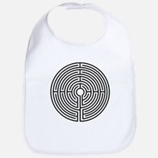 Labyrinth Bib