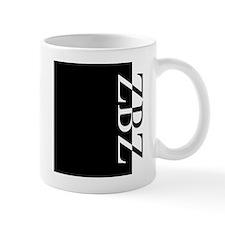 ZBZ Typography Mug