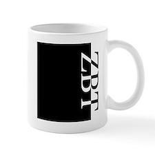 ZBT Typography Mug