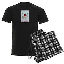 Loteria [f] Men's Dark Pajamas