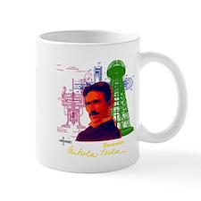 Tesla Small Mug