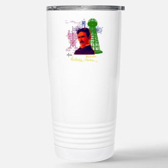 Tesla Stainless Steel Travel Mug