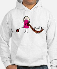 Tania Howells for Knitty Hoodie