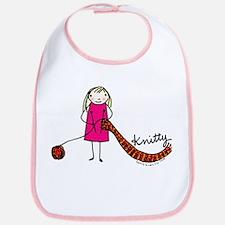 Tania Howells for Knitty Bib