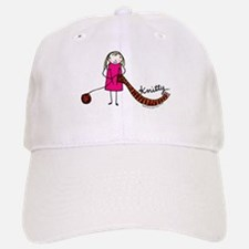 Tania Howells for Knitty Baseball Baseball Cap