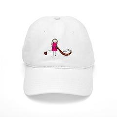 Tania Howells for Knitty Baseball Cap
