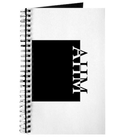 AHM Typography Journal