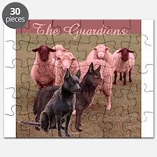 Kelpie Guardians Puzzle