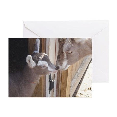 Goat Lover Greeting Cards (Pk of 10)