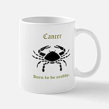 Cancer Born Mug