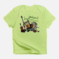 Irish Soul Music Infant T-Shirt