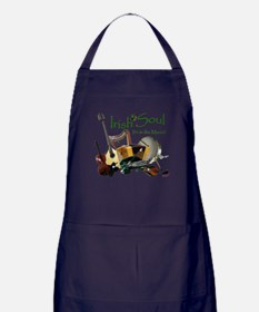 Irish Soul Music Apron (dark)