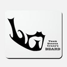 Team Seneca Crane's Beard Mousepad
