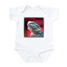Dragon Head Infant Creeper