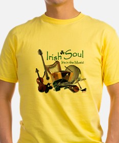 Irish Soul Music T