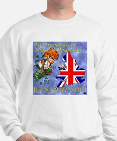 Salute to Britain Sweatshirt