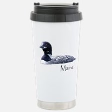 Maine Loon Travel Mug