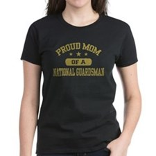 Proud Mom of a National Guardsman Tee