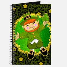 Lucky the Leprechaun Journal