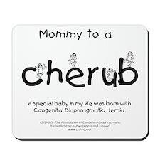 Mommy to a Cherub Mousepad