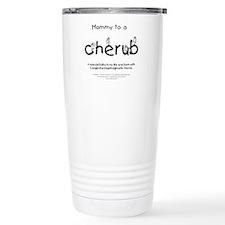 Mommy to a Cherub Travel Mug