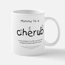 Mommy to a Cherub Mug