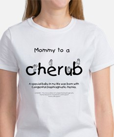 Mommy to a Cherub Women's T-Shirt