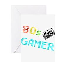 80s Gamer Greeting Card