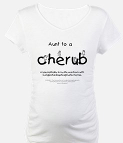 Aunt to a Cherub Shirt