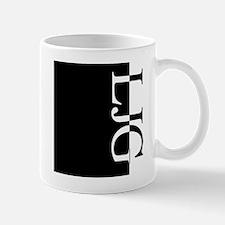 LJG Typography Mug