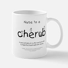 Nurse to a Cherub Mug