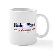 """""""Elizabeth Warren for MA"""" Mug"""
