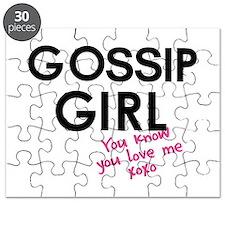 Gossip Girl Puzzle