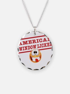 American Window Licker Necklace