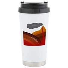 Life of Subduction Thermos Mug