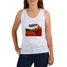 Life of Subduction Women's Tank Top