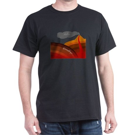 Life of Subduction Dark T-Shirt
