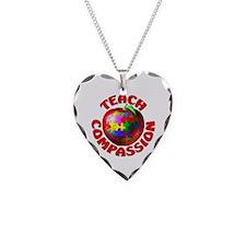 Teach Compassion Necklace