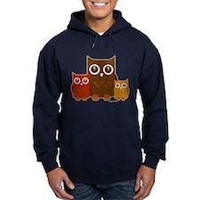 Cute Owls Hoody